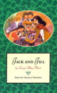Ebook cover: Jack and Jill