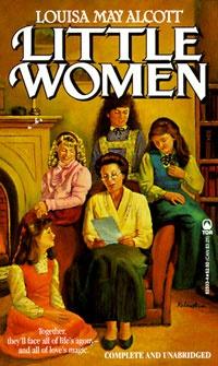 Ebook cover: Little Women