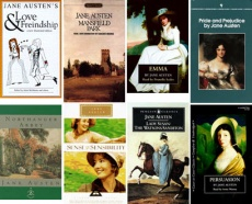 Ebook cover: The Jane Austen Collection