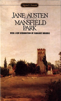 Ebook cover: MANSFIELD PARK