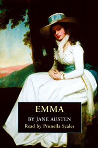 Ebook cover: Emma