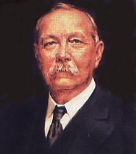 Ebook cover: The Arthur Conan Doyle Collection