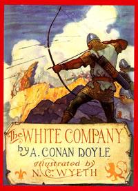 Ebook cover: The White Company
