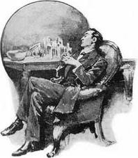 Ebook cover: The Return Of Sherlock Holmes