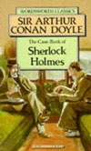 Ebook cover: The Case Book Of Sherlock Holmes