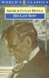Ebook cover: HIS LAST BOW