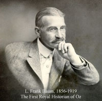 Ebook cover: The Frank Baum Collection