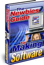 Ebook cover: Newbies Guide To Making Software