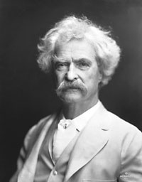 Ebook cover: The Mark Twain Collection