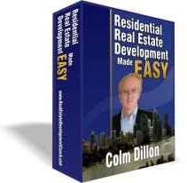 Ebook cover: Residential Real Estate Development Made Easy