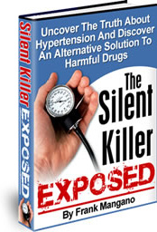 Ebook cover: The Silent Killer Exposed