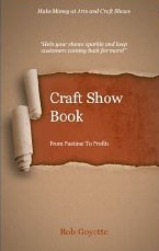 Ebook cover: Craft Show Success Secrets