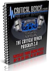 Ebook cover: Critical Bench