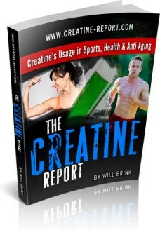 Ebook cover: Indepth Report On Creatine's Usage in Sports , Health and Anti Aging