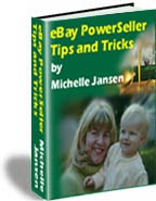 Ebook cover: eBay PowerSeller Tips and Tricks