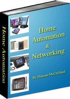 Ebook cover: Home Automation