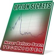 Ebook cover: OPTION    SECRETS