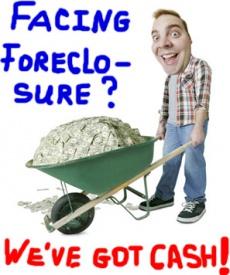 Ebook cover: Million Dollar Pre-Foreclosure Idea