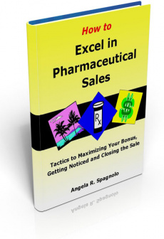 Ebook cover: How to Excel in Pharmaceutical Sales