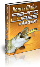 Ebook cover: How To Make Fishing Lures