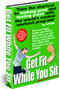 Ebook cover: Get Fit While You Sit
