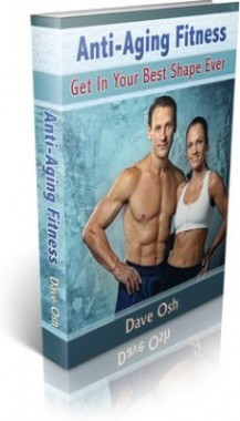 Ebook cover: Anti-Aging Fitness Program
