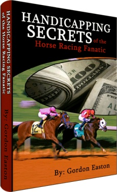 Ebook cover: Horse Racing Handicapping