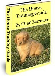 Ebook cover: The House Puppy Training Guide