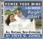 Ebook cover: WEIGHT LOSS SELF HYPNOSIS