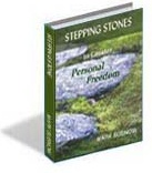Ebook cover: Stepping Stones To Greater Personal Freedom