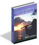 Ebook cover: Reclaim Your Life... Live In Balance