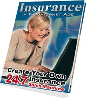 Ebook cover: Insurance in the Internet age