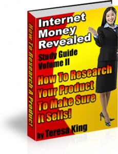 Ebook cover: Research Your Product