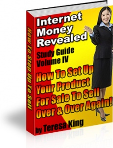 Ebook cover: Setting Up Your Site for Automatic Sales