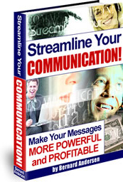 Ebook cover: Streamline Your Communication