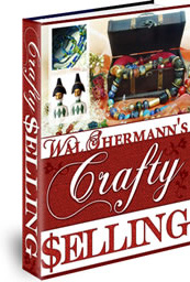 Ebook cover: Crafty Selling