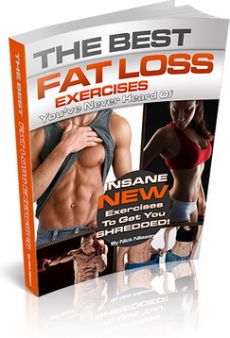 Ebook cover: The Best Exercises You've Never Heard Of