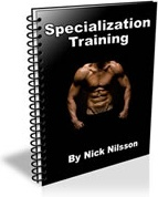 Ebook cover: Specialization Training