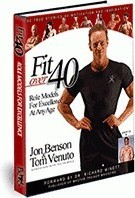 Ebook cover: Fit Over 40