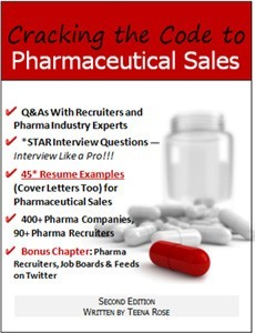 Ebook cover: Cracking the Code to Pharmaceutical Sales