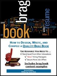 Ebook cover: Design, Write, and Compile a Quality Brag Book