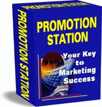 Ebook cover: Promotion Station