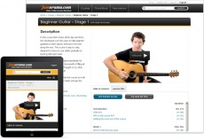 Ebook cover: Jamorama - The Ultimate Guitar Learning Kit