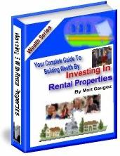 Ebook cover: Make Money Investing In Rental Properties