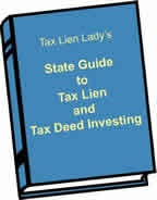 Ebook cover: State Guide to Tax Lien and Tax Deed Investing