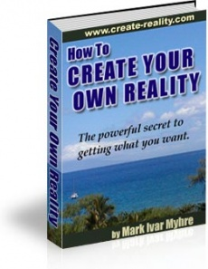 Ebook cover: How to Create Your Own Reality