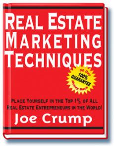 Ebook cover: Real Estate Marketing Techniques