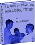 Ebook cover: Secrets of Teaching Martial Arts More Effectively