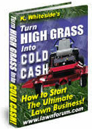Ebook cover: How YOU Can Turn High Grass Into Cold Cash