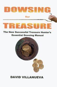Ebook cover: THE SUCCESSFUL TREASURE HUNTER'S ESSENTIAL DOWSING MANUAL